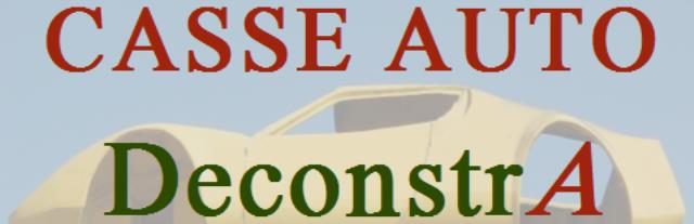 Logo DECONSTRA SAS