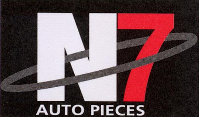 Logo N7 AUTO PIECES