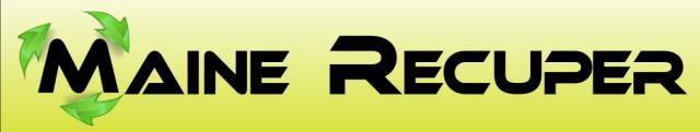 Logo SARL MAINE RECUPER
