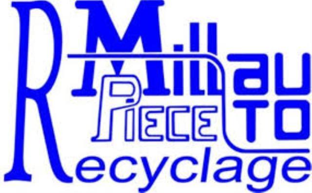 Logo Millau Pièces Auto Recyclage