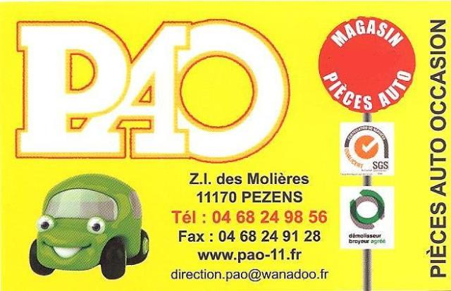 Logo SOCIETE PAO