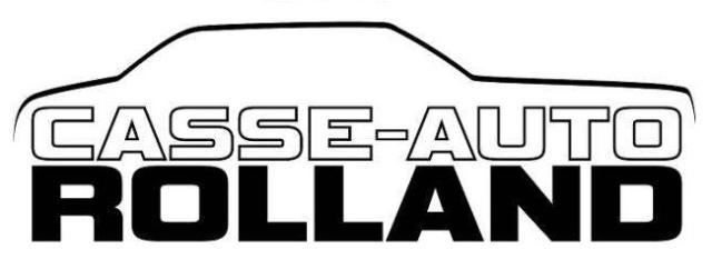 Logo CASSE AUTO ROLLAND