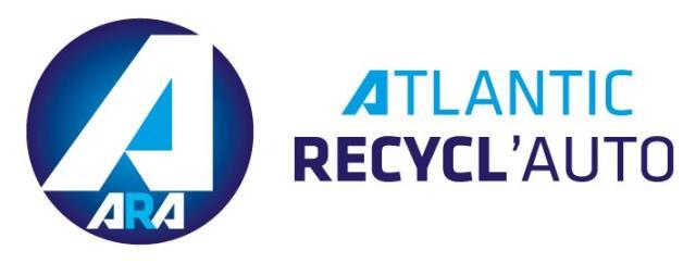 Logo ATLANTIC RECYCL AUTO