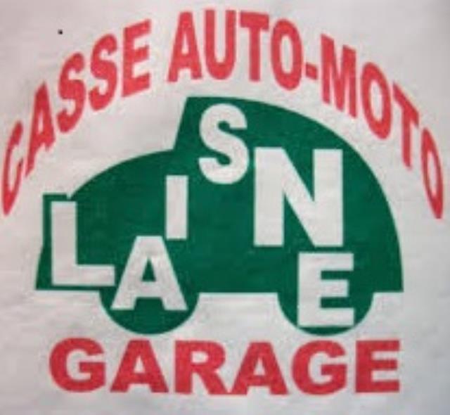 Logo LAISNE casse auto