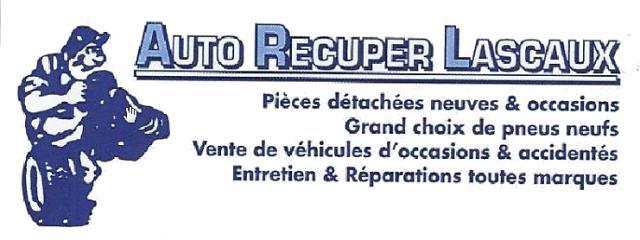 Logo AUTO RECUPER LASCAUX