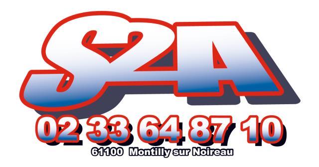 Logo SARL S2A
