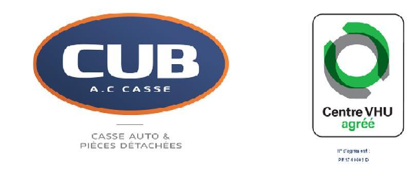 Logo CUB AC CASSE