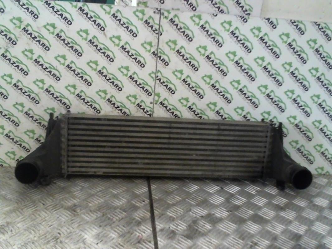 Echangeur air (Intercooler) BMW X5 (E53) PHASE 1 Diesel