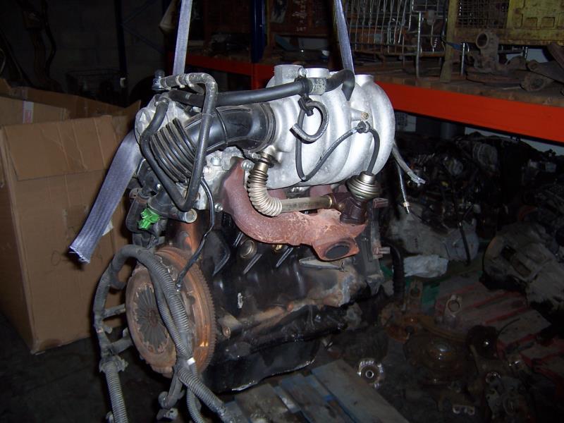Moteur Renault 1 9 D Diesel