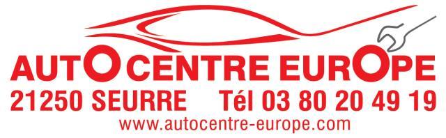 Logo AUTO CENTRE EUROPE