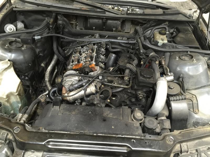 Details Sur Bloc Abs Freins Anti Blocage Bmw Serie 3 E46 320d Diesel R 7006875