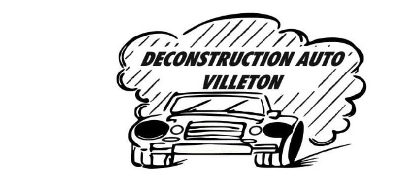 Logo SARL DECONSTRUCTION AUTOS VILLETON