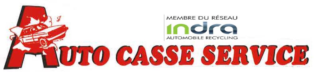 Logo AUTO CASSE SERVICE