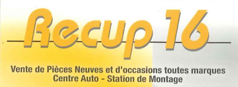 Logo RECUP 16