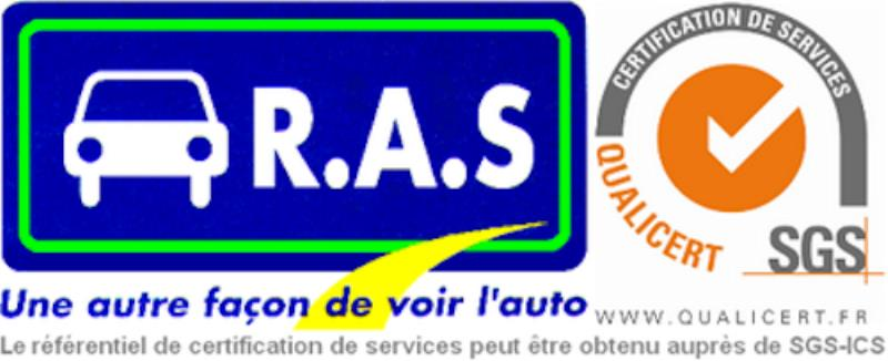 Logo ROUEN AUTOMOBILES SERVICES