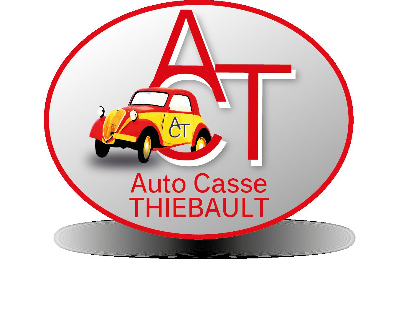 Logo AUTO CASSE THIEBAULT
