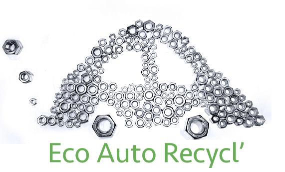 Logo ECO AUTO RECYCL' SAS
