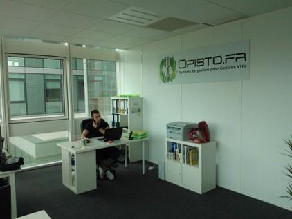 Les locaux Opisto en 2013