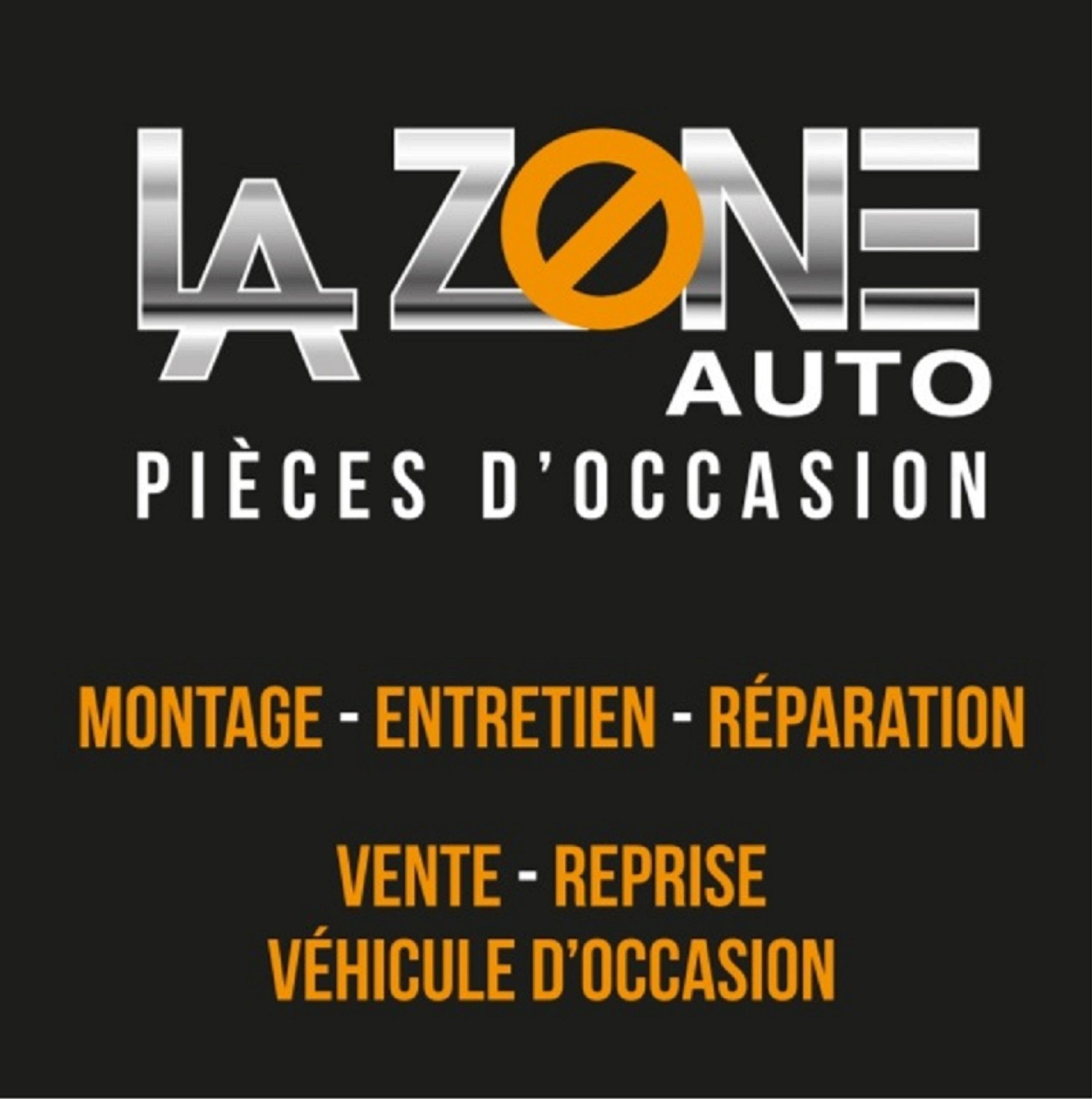 Logo LA ZONE AUTO