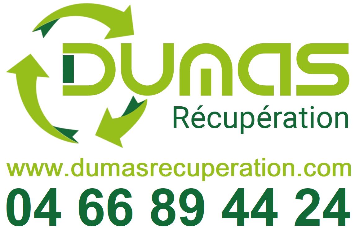 Logo DUMAS RECUPERATION