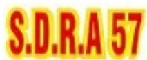 Logo SDRA 57