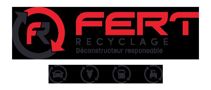 Logo Fert Démolition SAS