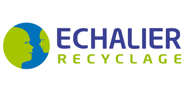Logo ECHALIER - PAPREC AUVERGNE