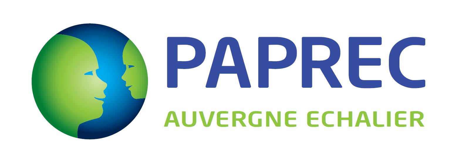 Logo PAPREC AUVERGNE ECHALIER