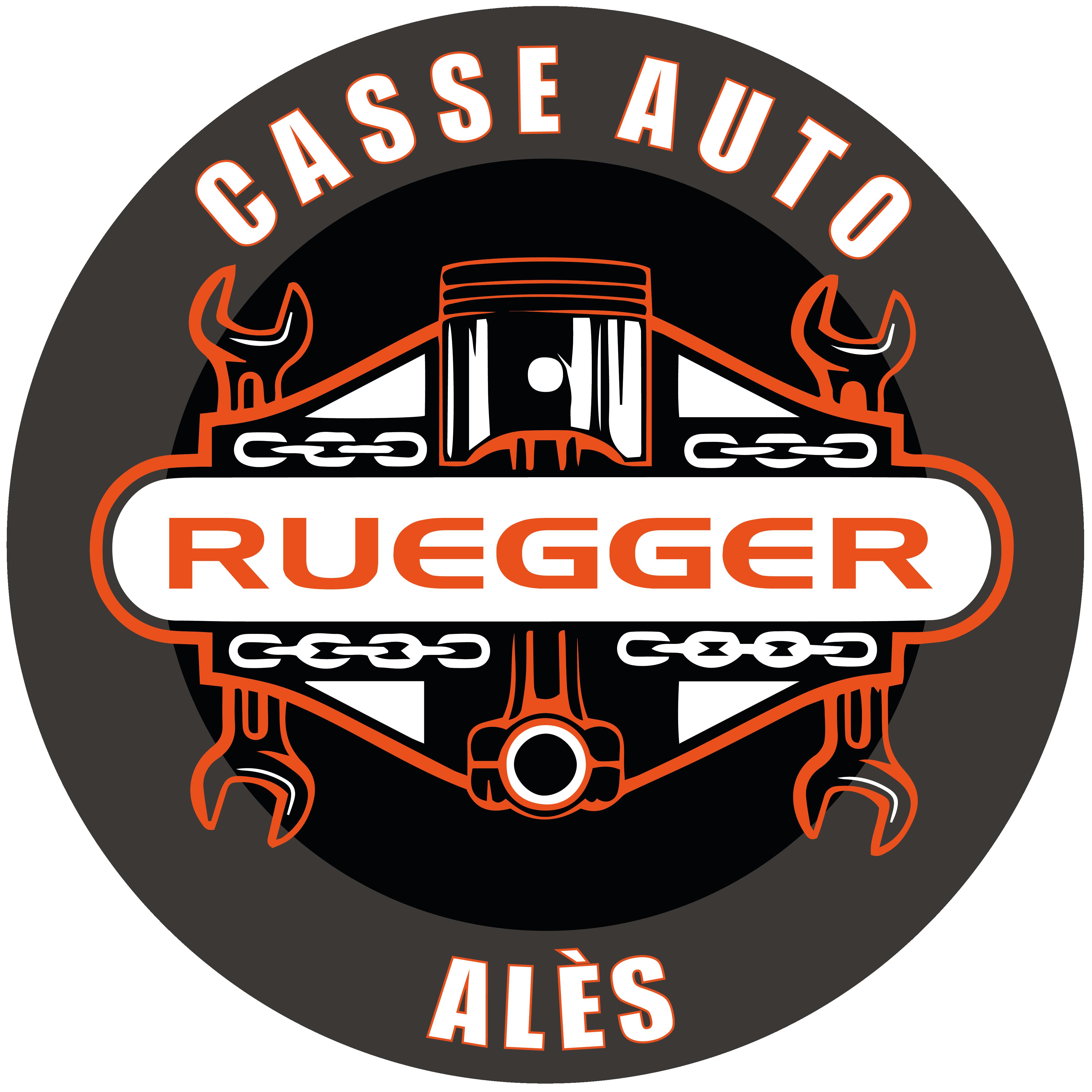Logo DECONSTRUCTION AUTOMOBILE RUEGGER