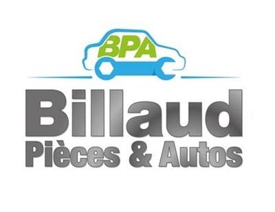 Logo BILLAUD PIECES & AUTOS