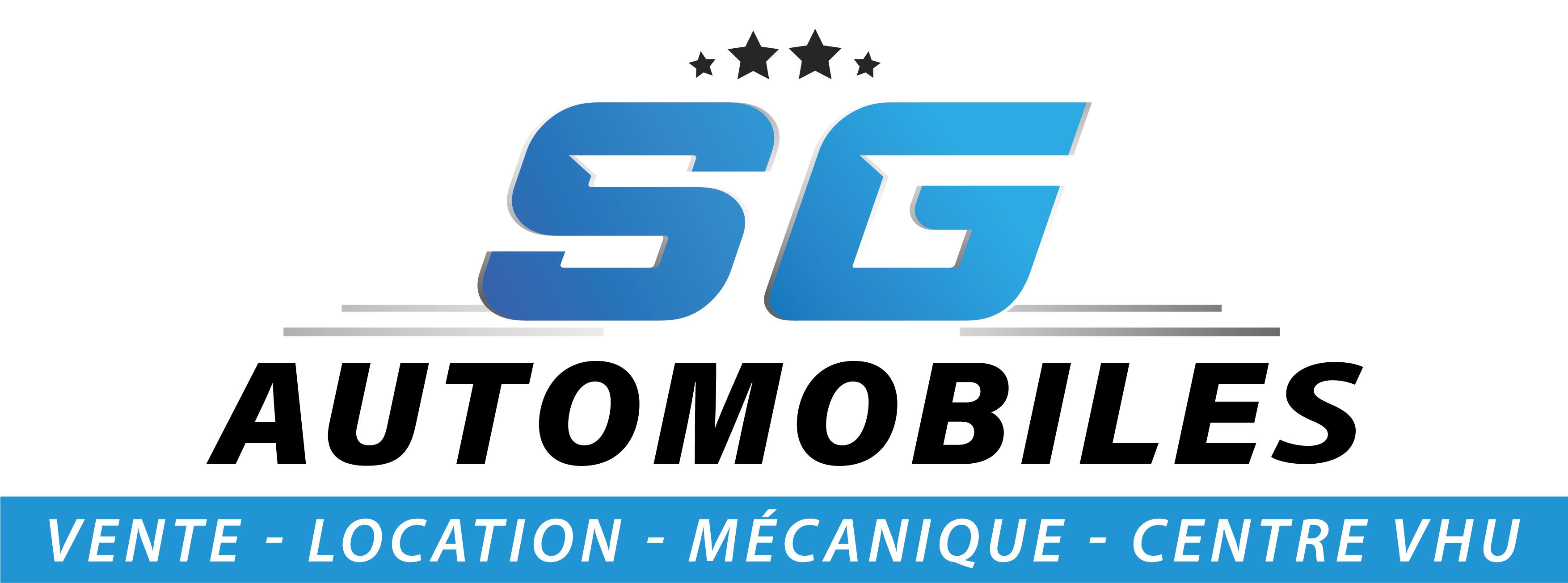 Logo SG AUTOMOBILES