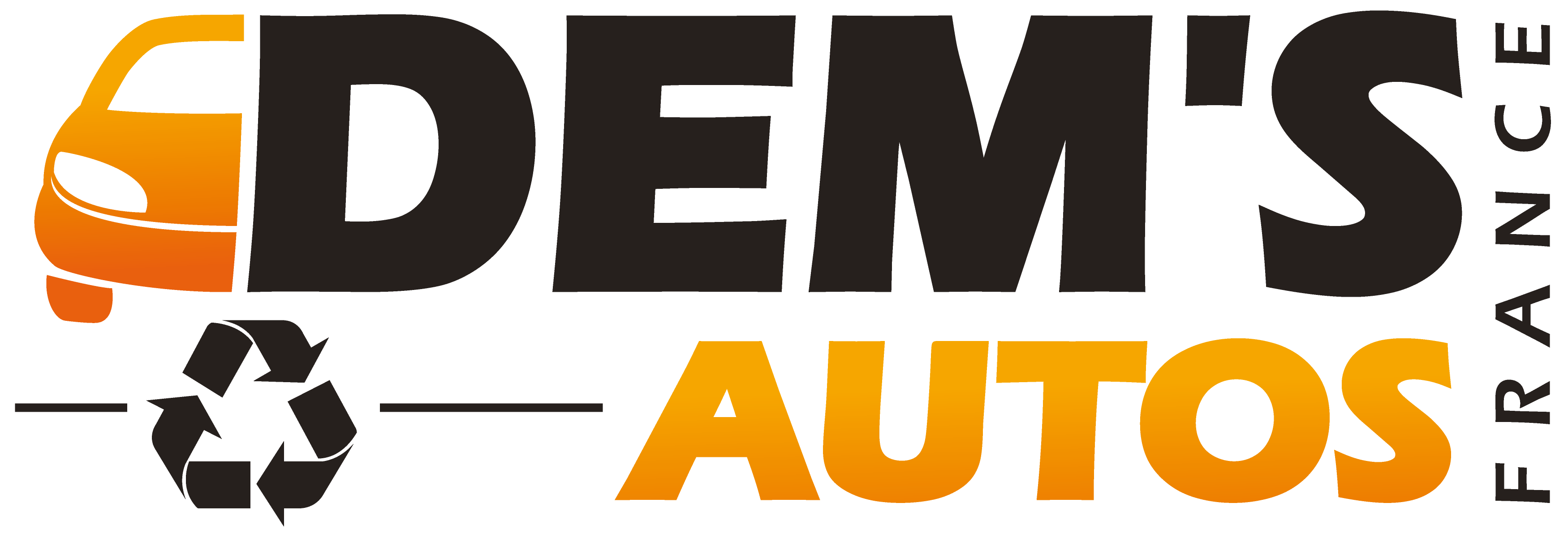 Logo DEM'S AUTOS FRANCE