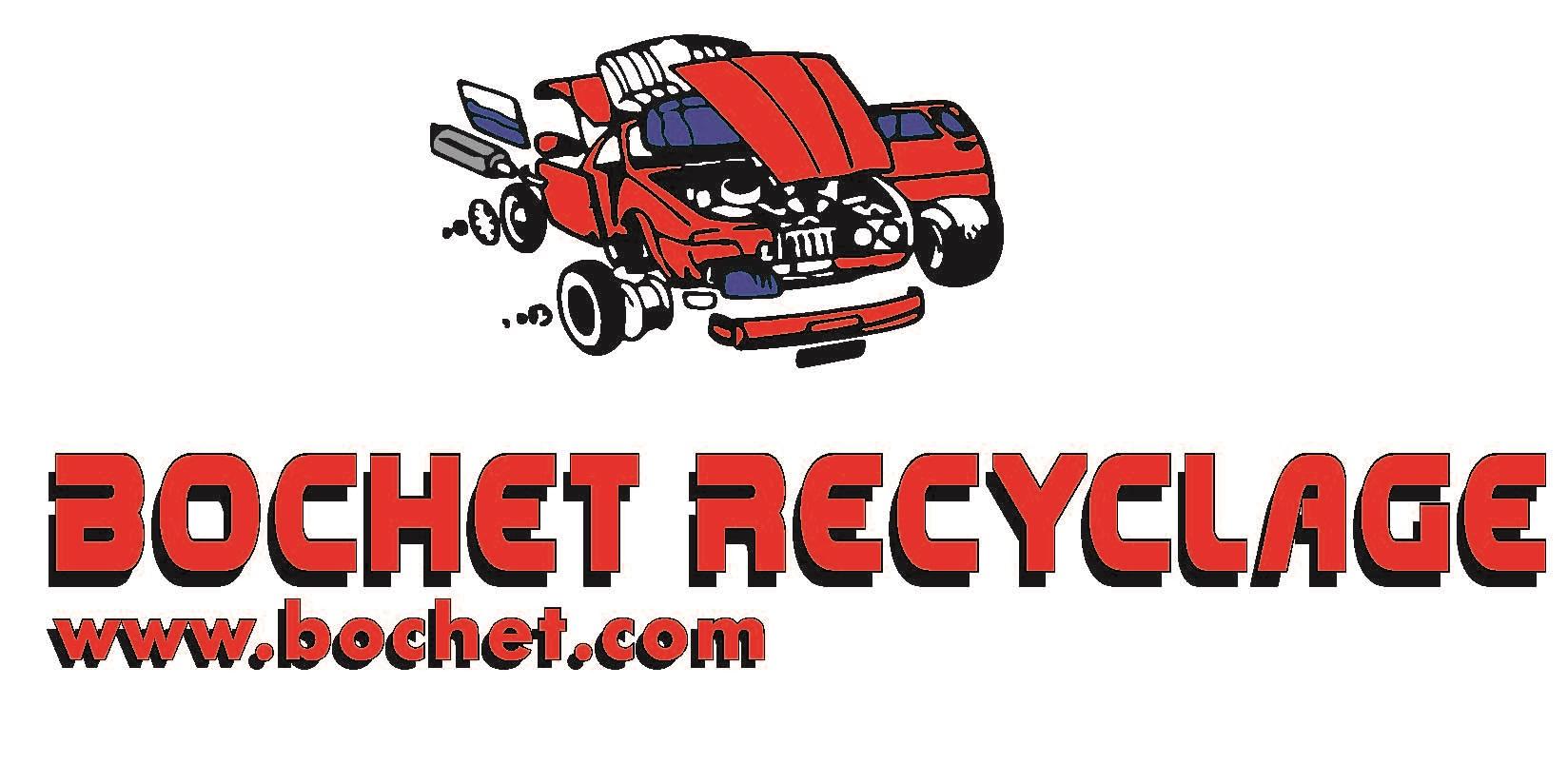 Logo BOCHET RECYCLAGE
