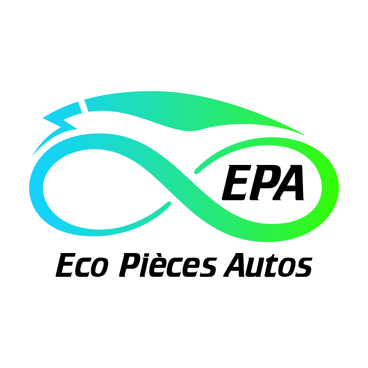 Logo ECO PIECES AUTOS