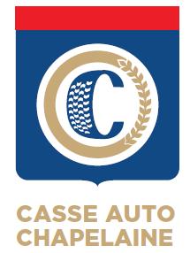 Logo CASSE AUTO CHAPELAINE