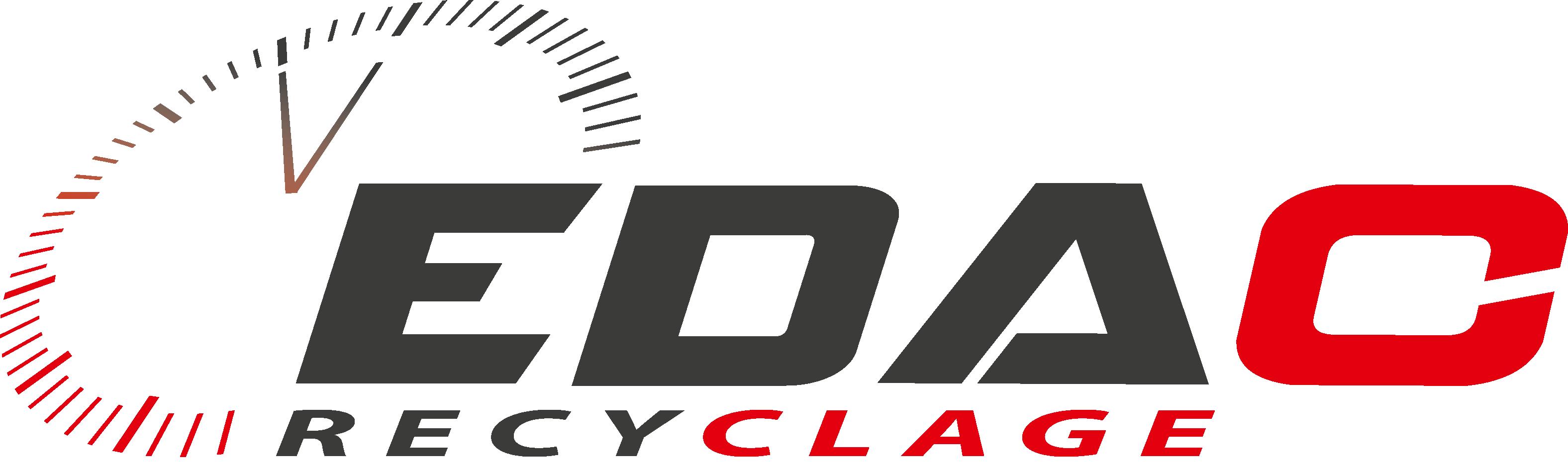 Logo EDAC RECYCLAGE