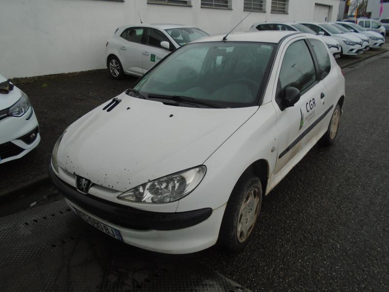 Serrure de Porte Avant Droite Peugeot 206 98-09 3-portes