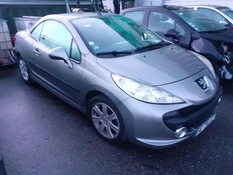 PEUGEOT 207 CABRIOLET 1.6 HDI - 16V TURBO