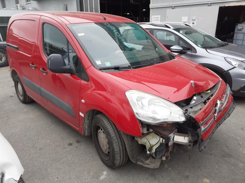CITROEN BERLINGO 2 PHASE 1 1.6 HDI - 8V TURBO