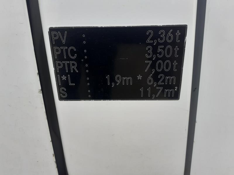 MERCEDES SPRINTER 2 PHASE 1 516 2.2 CDI - 16V TURBO