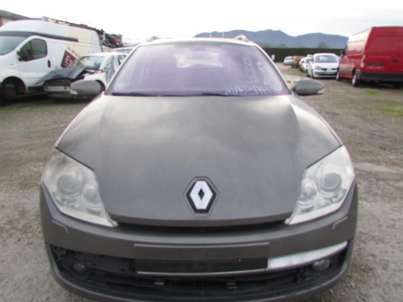 MIROIR DE VERRE GAUCHE ASPH Chrome heizb /> Pour Renault Laguna dt0//1 Coupe 08
