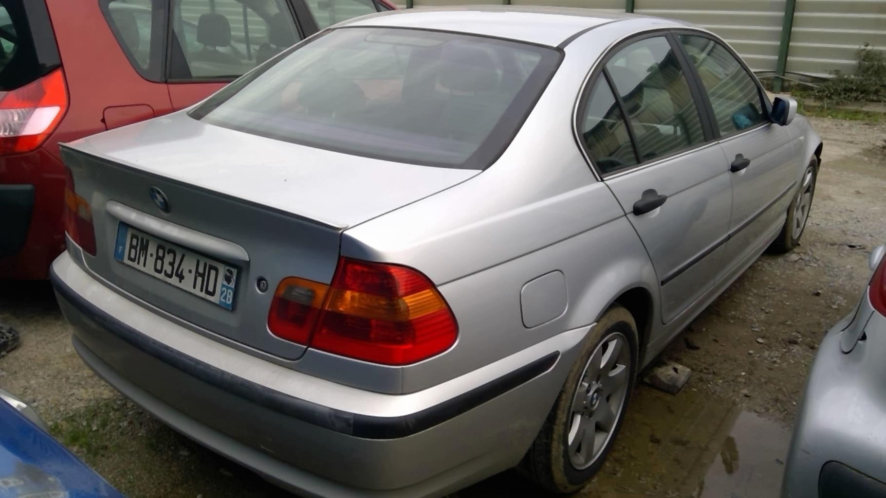 Image BMW SERIE 3 E46