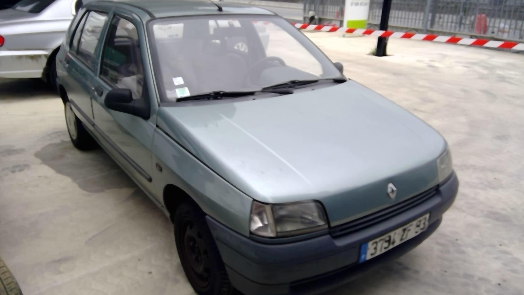 Image RENAULT CLIO 1