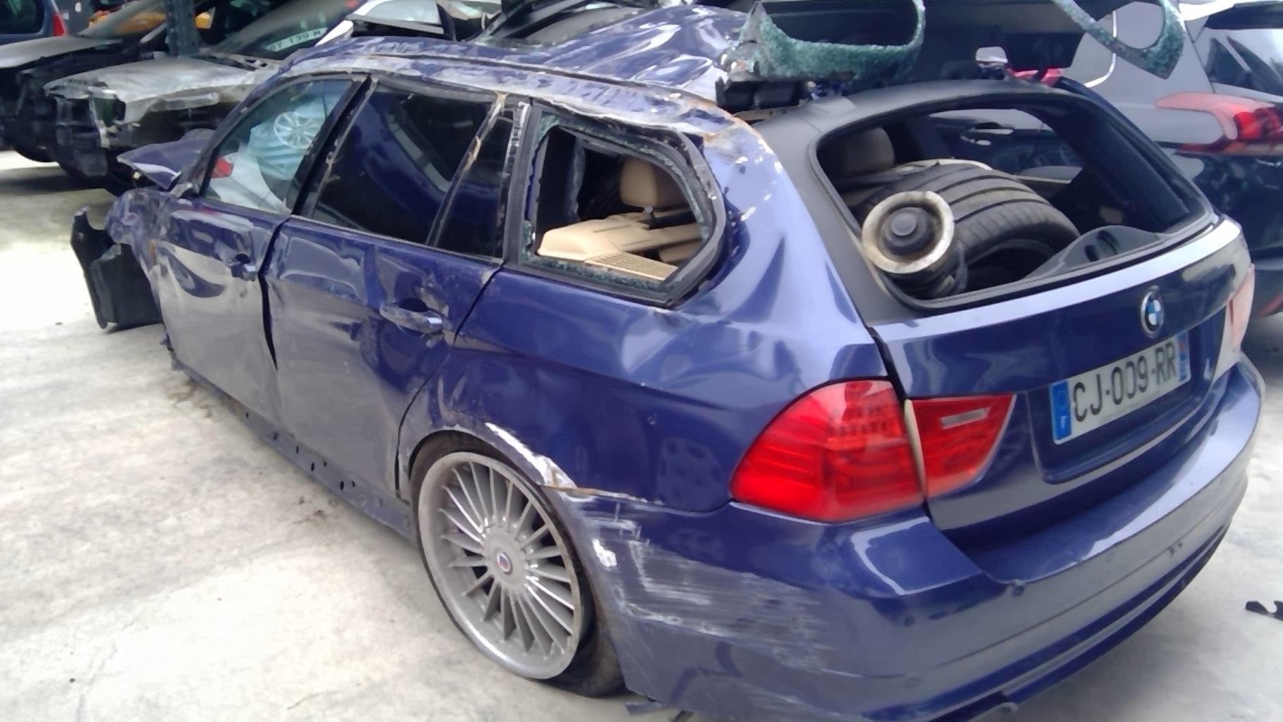 Image BMW SERIE 3 E91