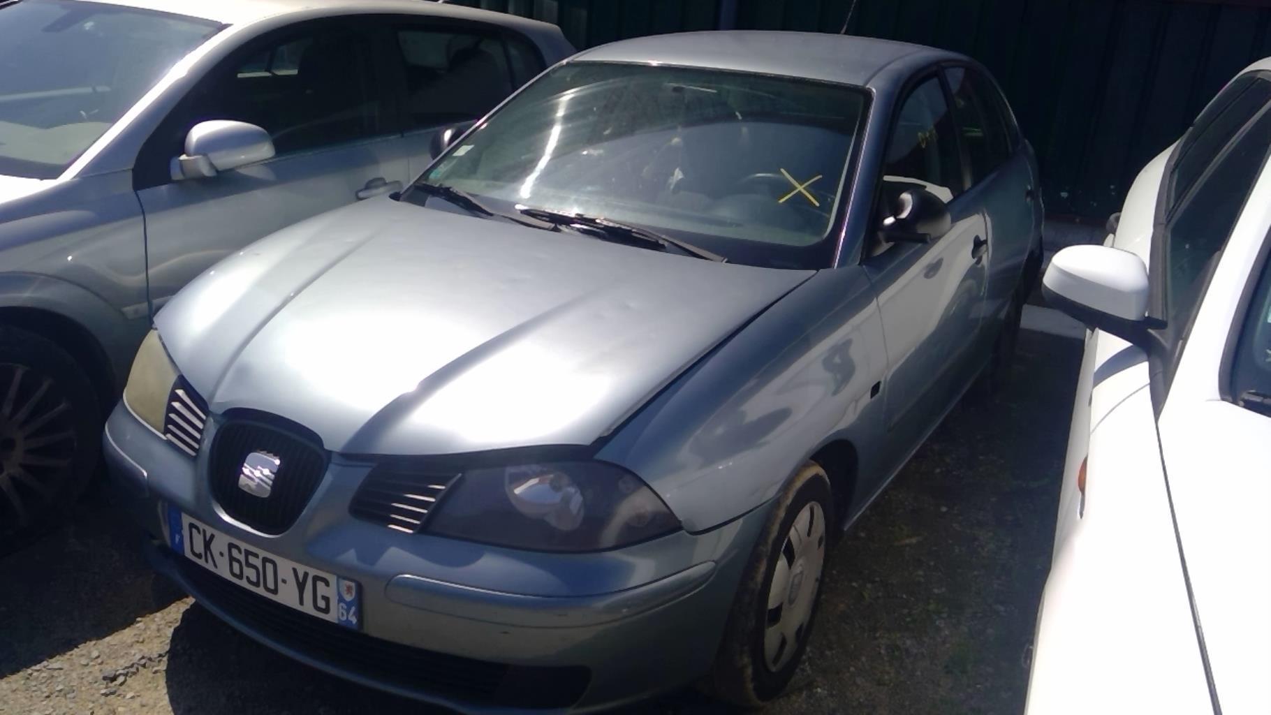 Image SEAT IBIZA 3