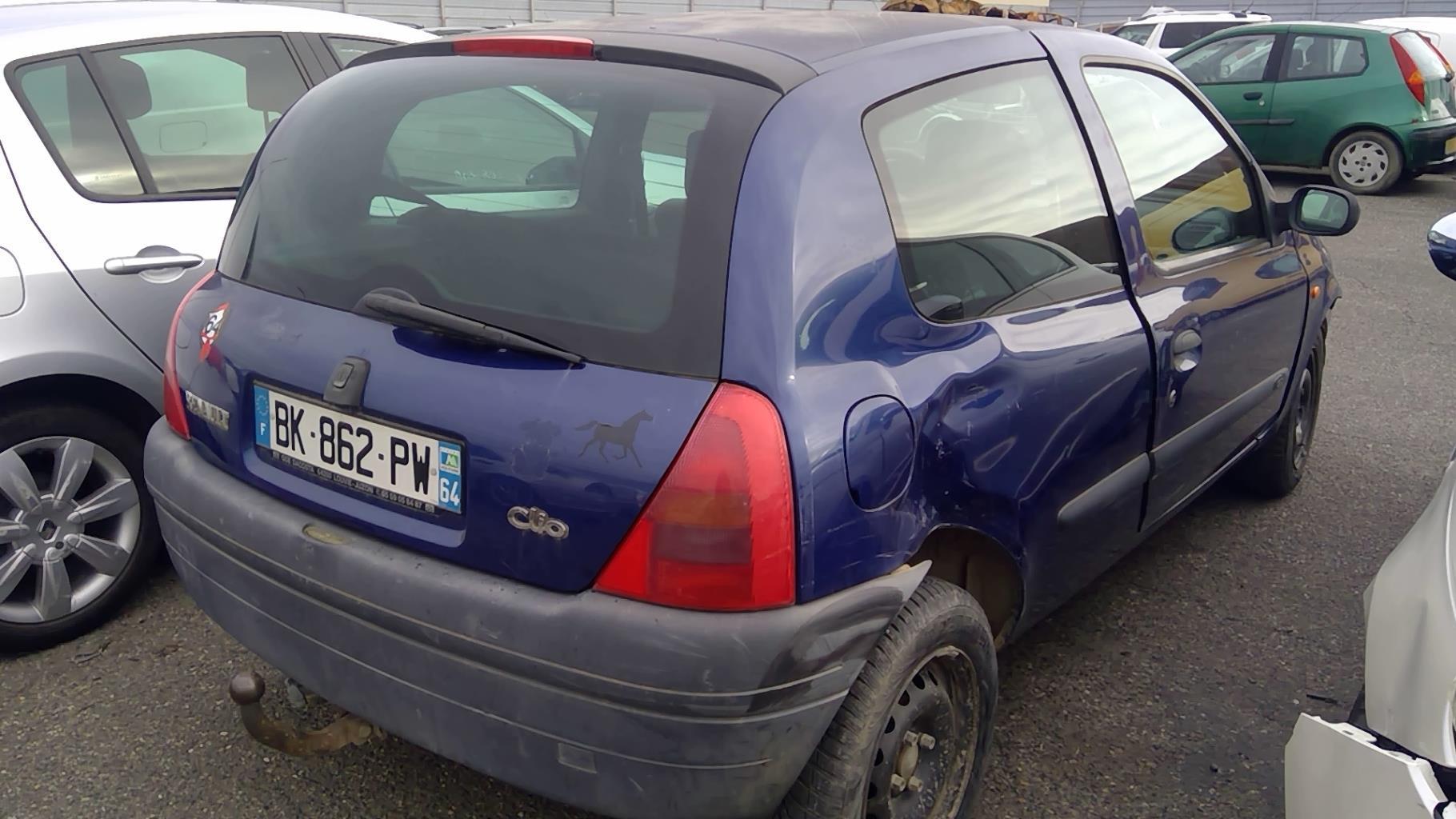 Image RENAULT CLIO 2