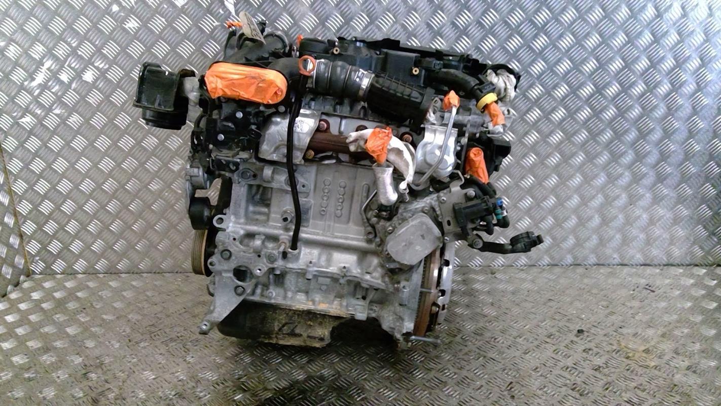 Moteur Peugeot Partner Ii Tepee Diesel