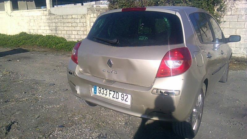 Reservoir Lave Glace Av D Occasion Pour Renault Clio Iii
