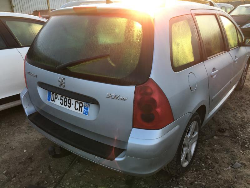 PEUGEOT 307 2002 Diesel 110 cv