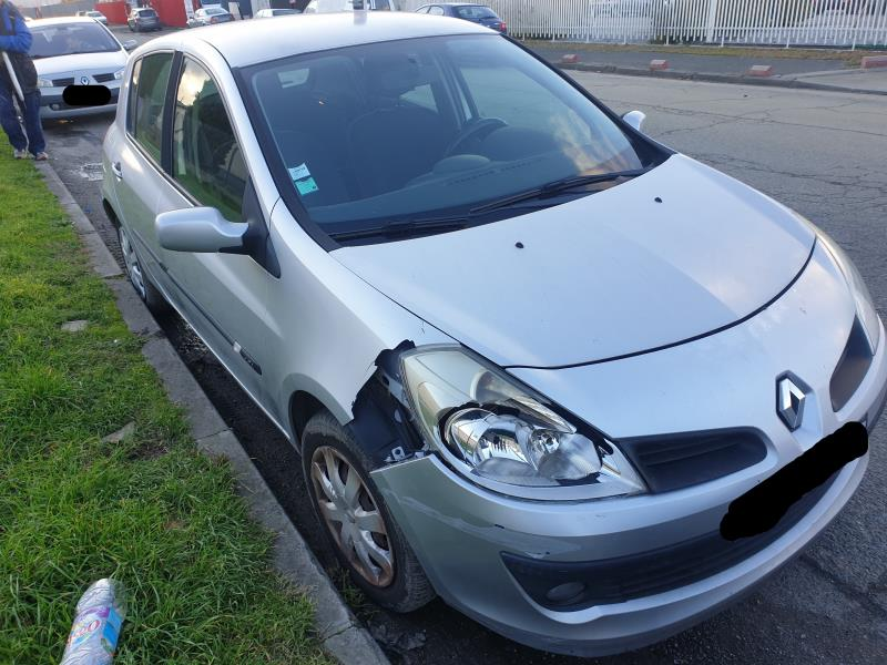 RENAULT CLIO III PHASE 1